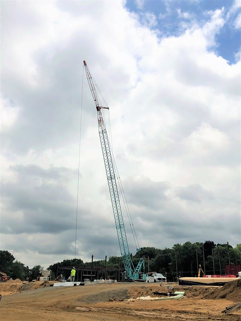 Construction Work - June 2019