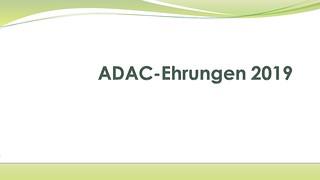 2019 ADAC-Ehrungen