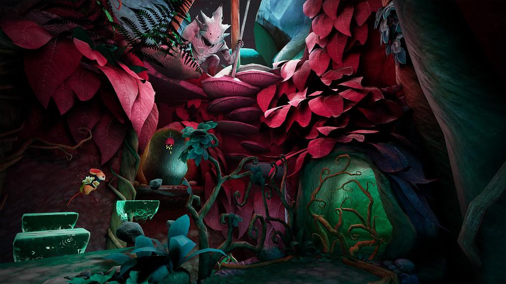 Moss: Twilight Garden