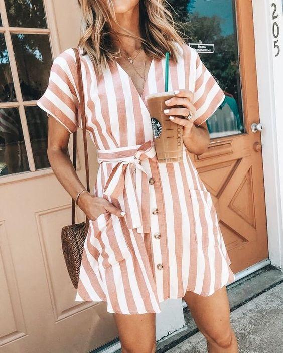 vestidos imprescindibles para este verano summer dresses street style outfit 20197