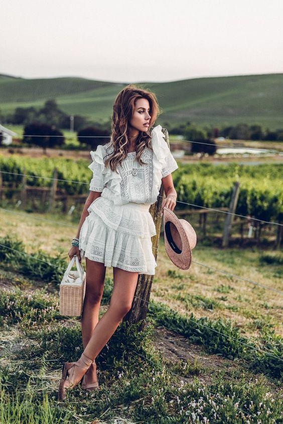 vestidos imprescindibles para este verano summer dresses street style outfit 20195