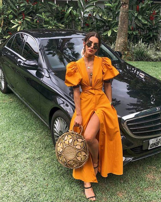 vestidos imprescindibles para este verano summer dresses street style outfit 20193