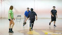 Escuela Deportiva de  Basquetbol en Gimnasio Nueva Aurora