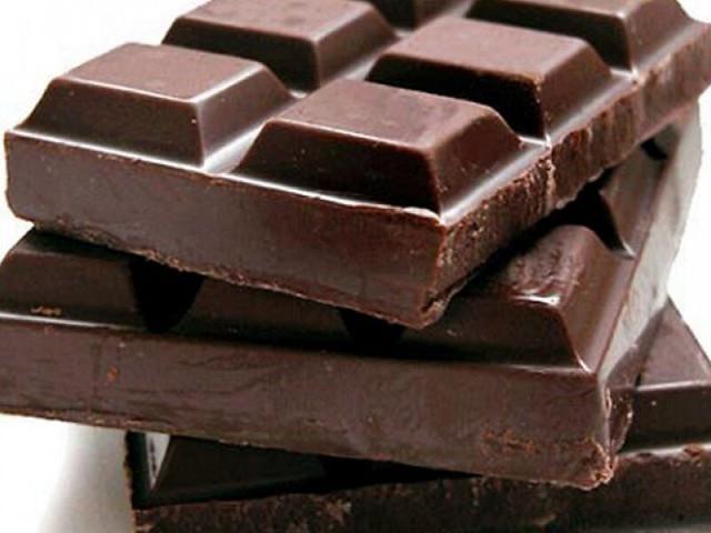 frammenti metallici barrette di cioccolato