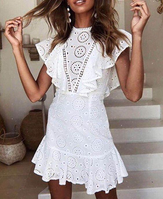 vestidos imprescindibles para este verano summer dresses street style outfit 20191