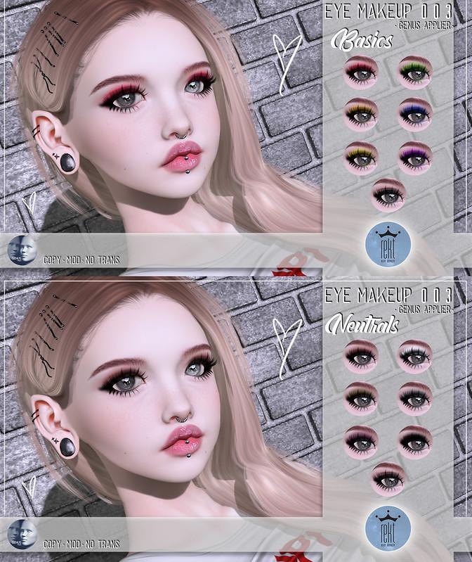 Rekt Royalty - Eye Makeup 003