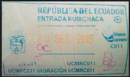 ecuador visa