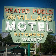Heated Pools The Village Motel Kitchens No Vacancy