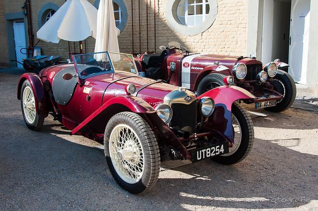 Riley 9 Brooklands - 1930