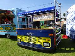 TATA Bollyfoods op het Weekend van de Rollende Keukens Westergasfabriek Amsterdam