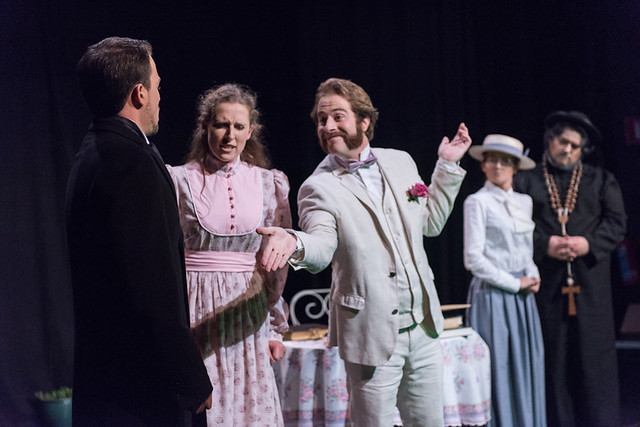 2015 - The importance of being Earnest