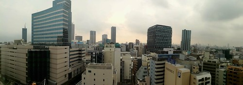 tokyo ikeburo skyline skycrapers panoramic panorama japan city metropoli metropolitanhotel sunrise