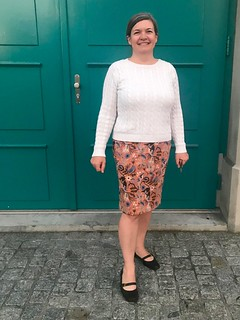 Extra Sharp Pencil Skirt