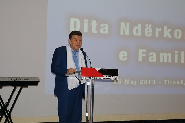 Albania-2019-05-15-International Day of Families Observed in Albania
