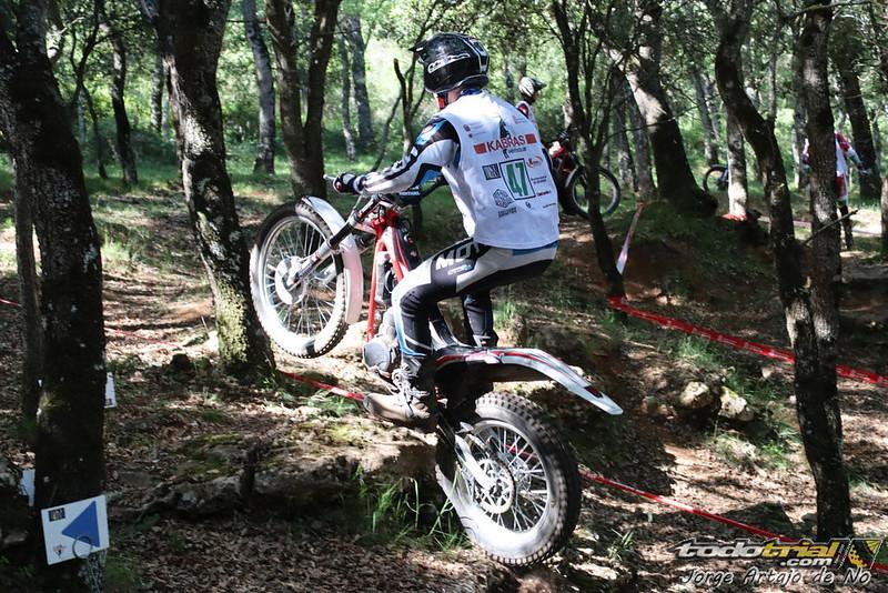 Trial de Bearín, Campeonato Navarro y Riojano Navarro 2019