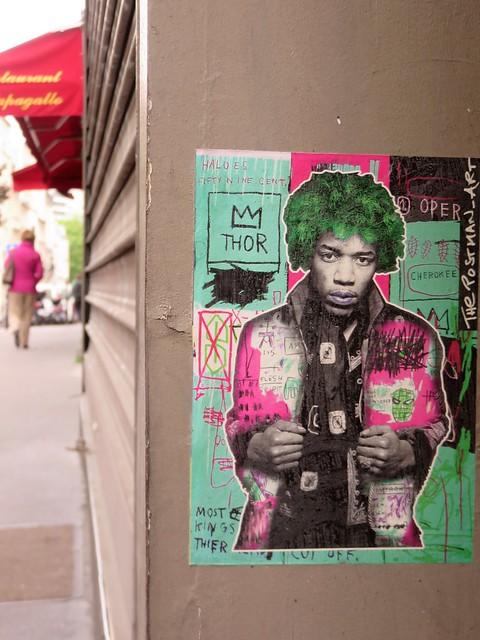 Postman / Paris - 7 jun 2019
