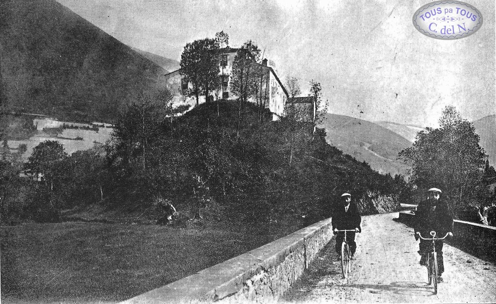 1915 - Valle de Cibea