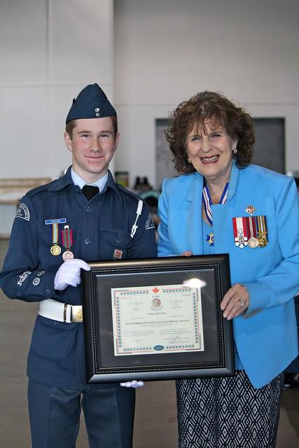 504 RCA Air Cadet Squadron 70th Anniversary, Edmonton