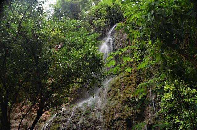 Cascada Sombria