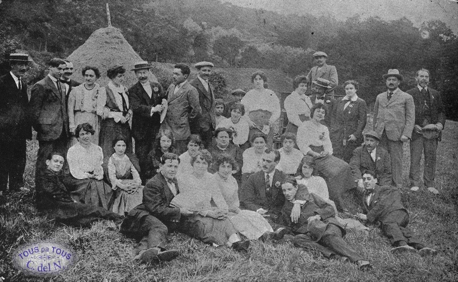 1915 - Romería del Carmen