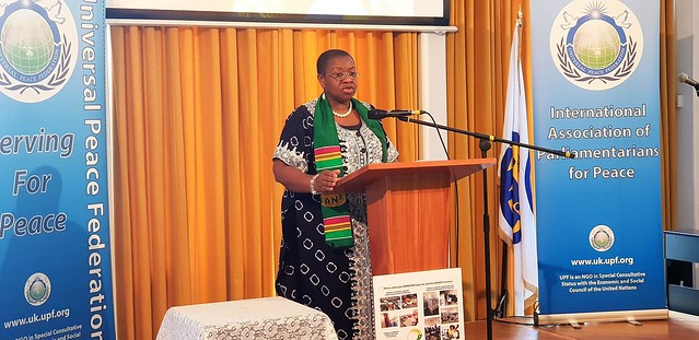 United Kingdom-2019-05-18-Africa Day Observed in the United Kingdom