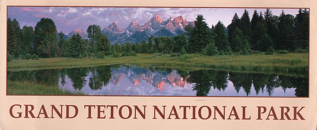 ,USA - Wyoming -  Grand Teton National Park  (Snake River and  Tenton Range)
