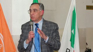 L'ex sindaco De Grisantis