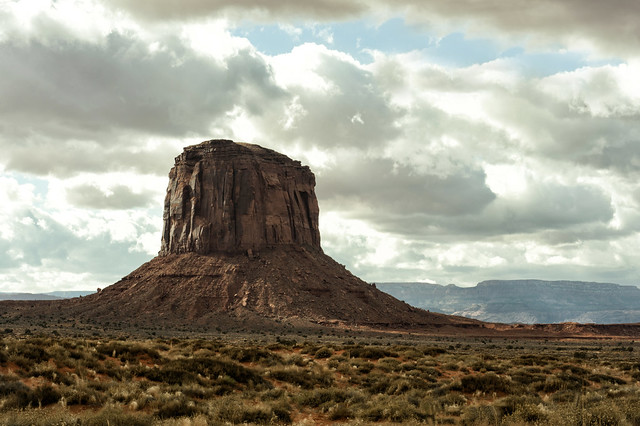 Correction, Monument Valley
