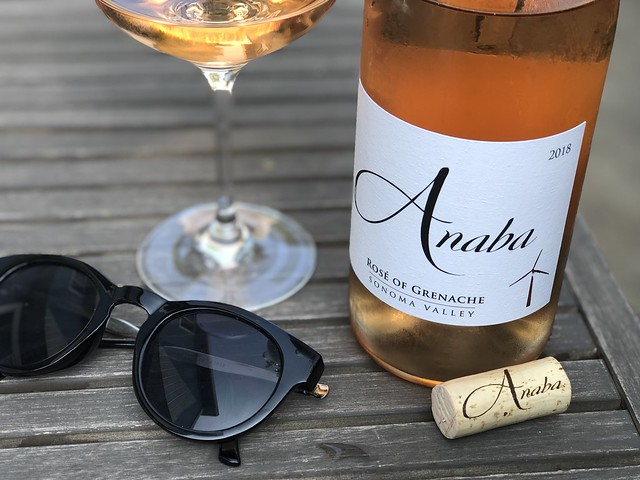 Anaba 2018 Rosé of Grenache