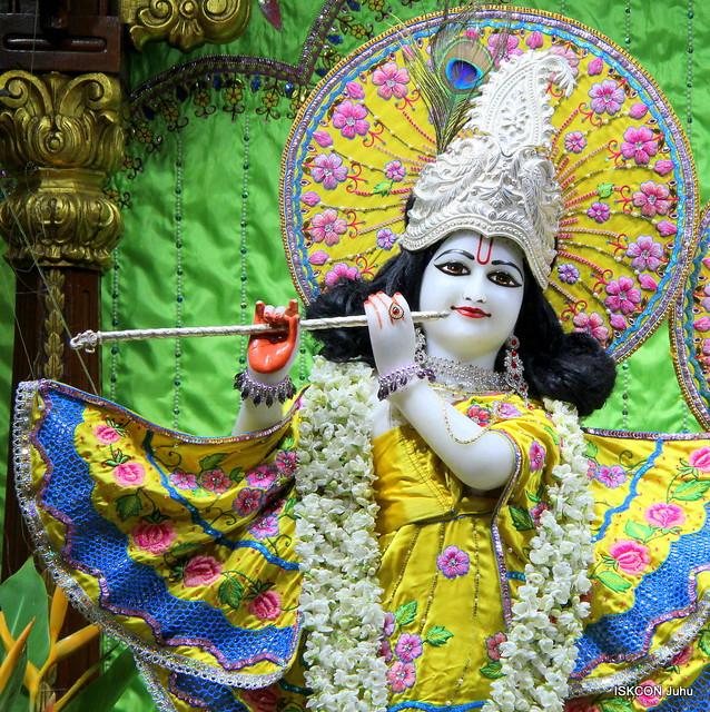 ISKCON Juhu Mangal Deity Darshan on 21st June 2019