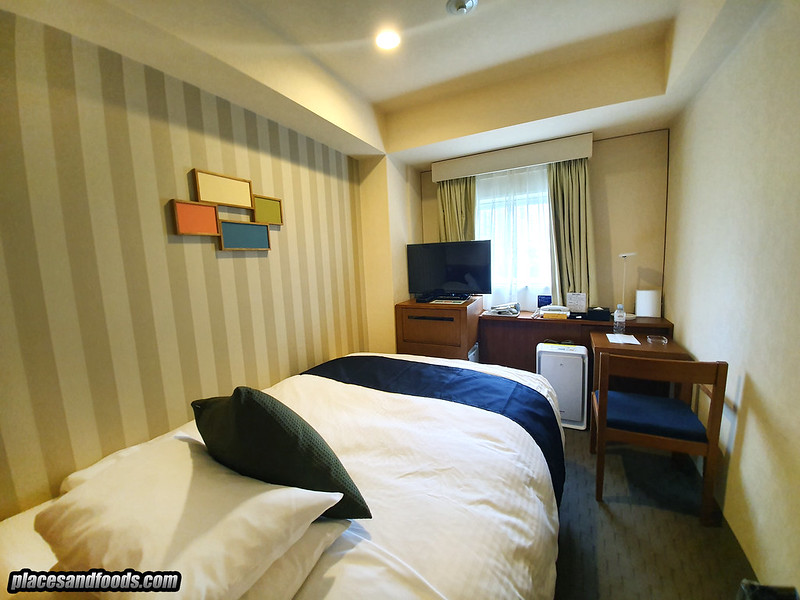 shinjuku washington hotel solo bed