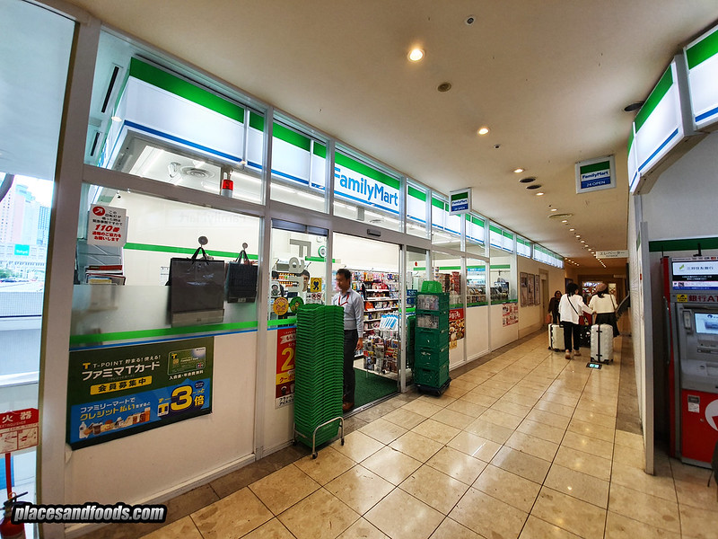 shinjuku washington hotel family mart