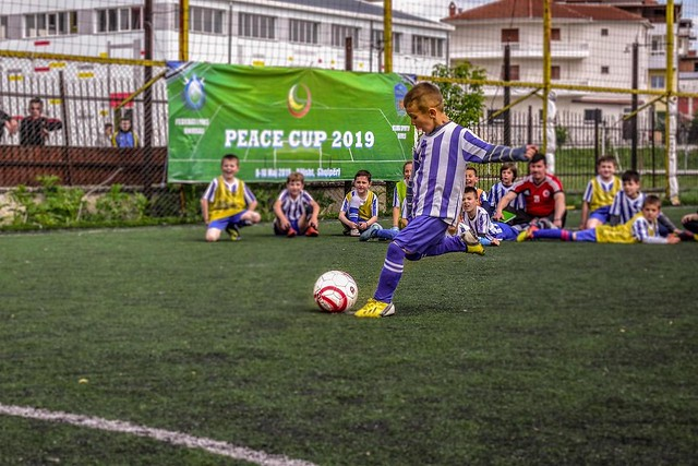 Switzerland-2019-05-10-'Peace Cup' Brings Fair Play to Youth in Three Nations