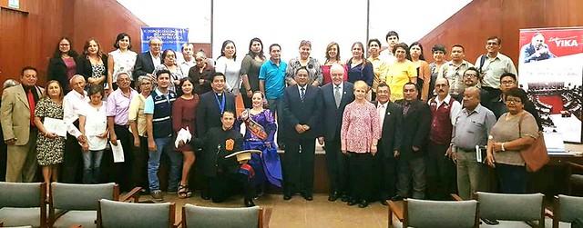 Peru-2019-03-28-UPF, Peruvian Congressman Hold Forum on Building a Culture of Peace