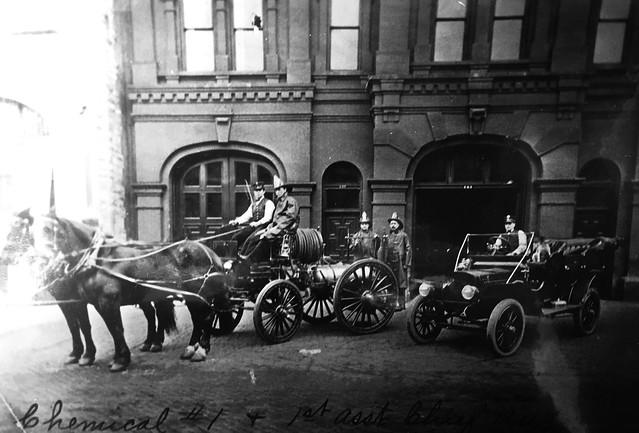 Milwaukee Fire Department pioneers.