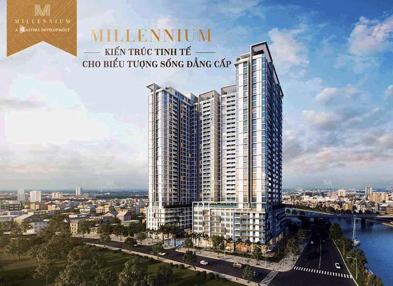 Millennium Masteri quận 4