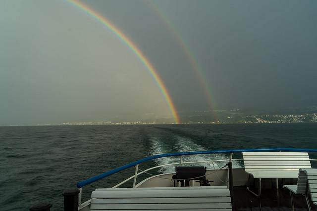Sunset Cruise: Rainbow one side (2/2)