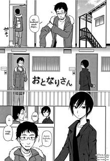 พูดไม่ค่อยเก่งแต่ก็รักเป็น – [Kumano Tooru] Otonari-san Next-Door Neighbor (Kimochi Ii no ga Suki Nandesu)