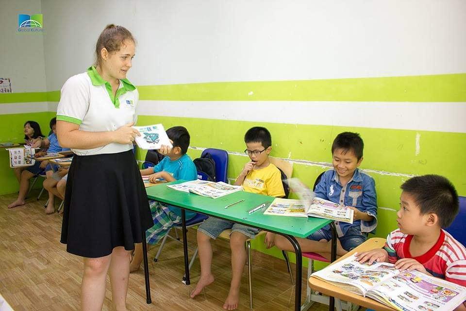 Lớp học TOEFL cho bậc tiểu học tại Vũng Tàu