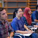 Visit by EU Centre's CMM Summer School
