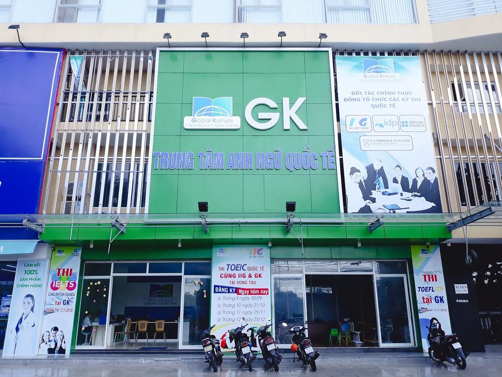 GK Vũng Tàu ưu đãi học phí tiến anh nhân dịp hè 2019