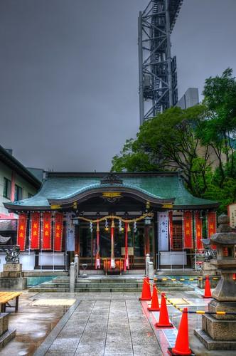 07-06-2019 Susanoo-Jinjya Shrine, Koshien (6)