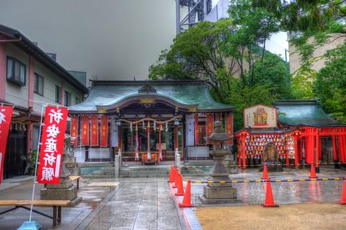 07-06-2019 Susanoo-Jinjya Shrine, Koshien (2)