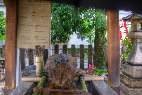 07-06-2019 Susanoo-Jinjya Shrine, Koshien (1)