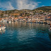 Island harbour....