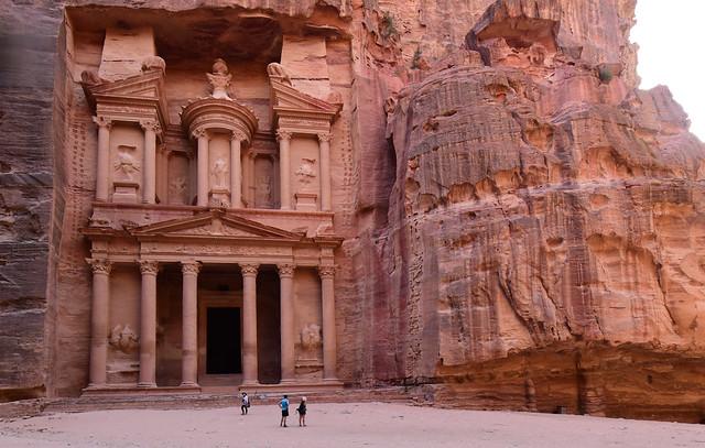 The Treasure, Petra, Jordan, June 2019 276