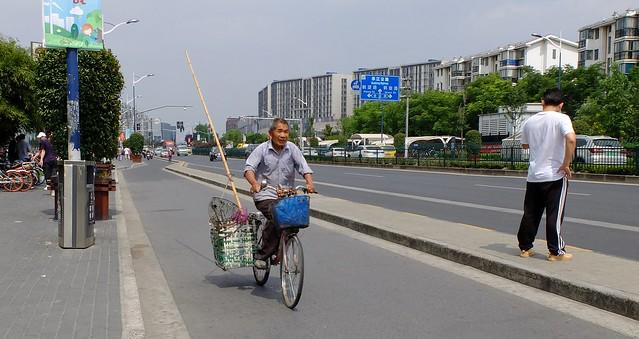 Shanghai - Going fishing