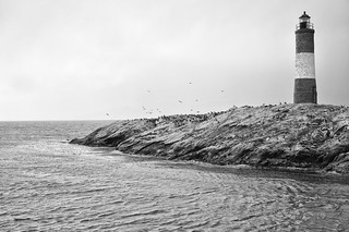 Faro sul Canale di Beagle