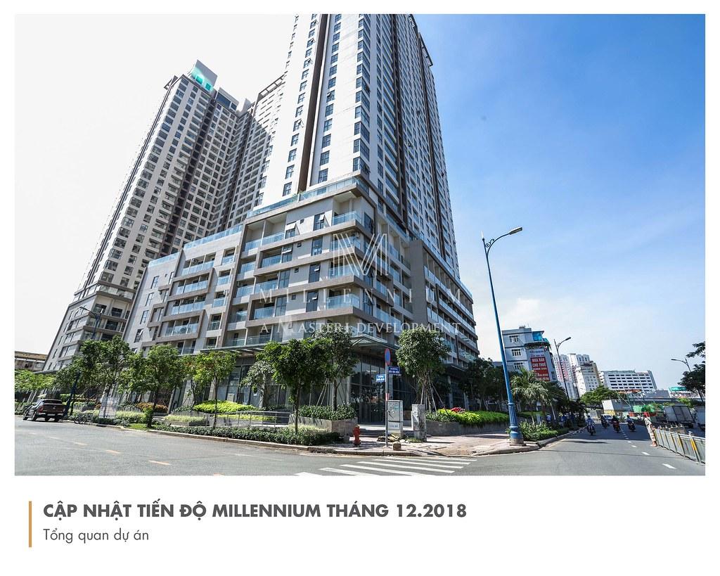 Millennium Masteri Quận 4 – Biểu trưng của căn hộ hạng sang 1