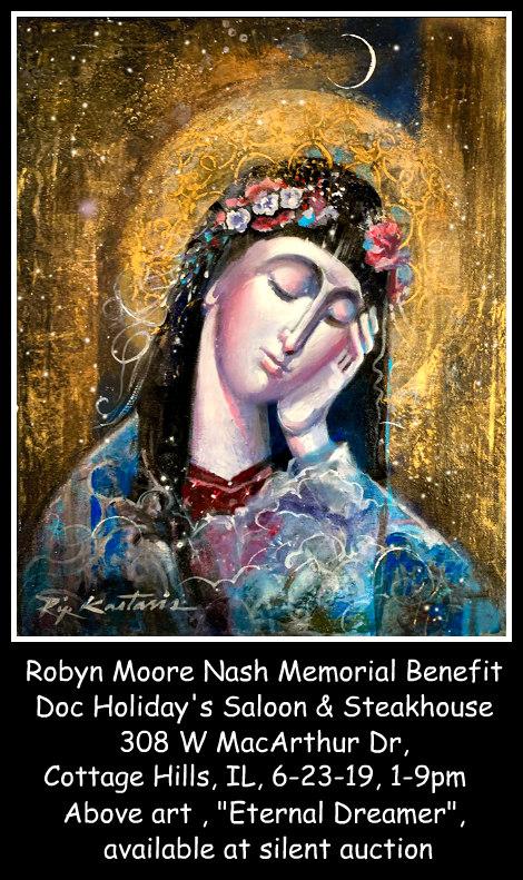 Robyn Moore Nash Memorial Benefit 6-23-19